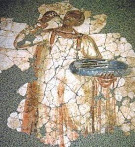 Calçots romans