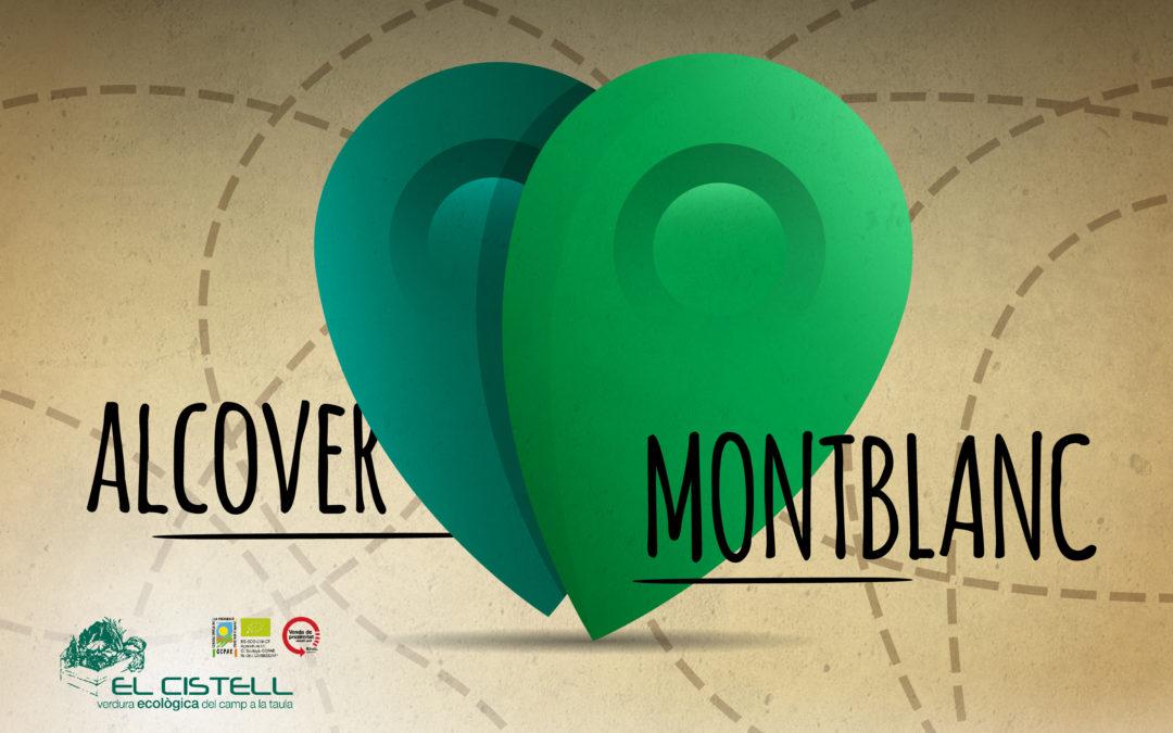 Repartim a Montblanc i Alcover