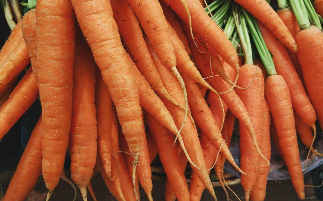 Verdures i fruites que et cuiden la pell