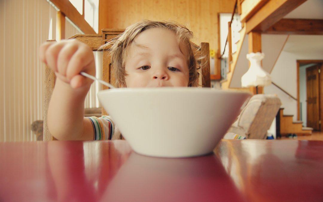 Nens que no volen menjar verdures? Us donem alguns consells!