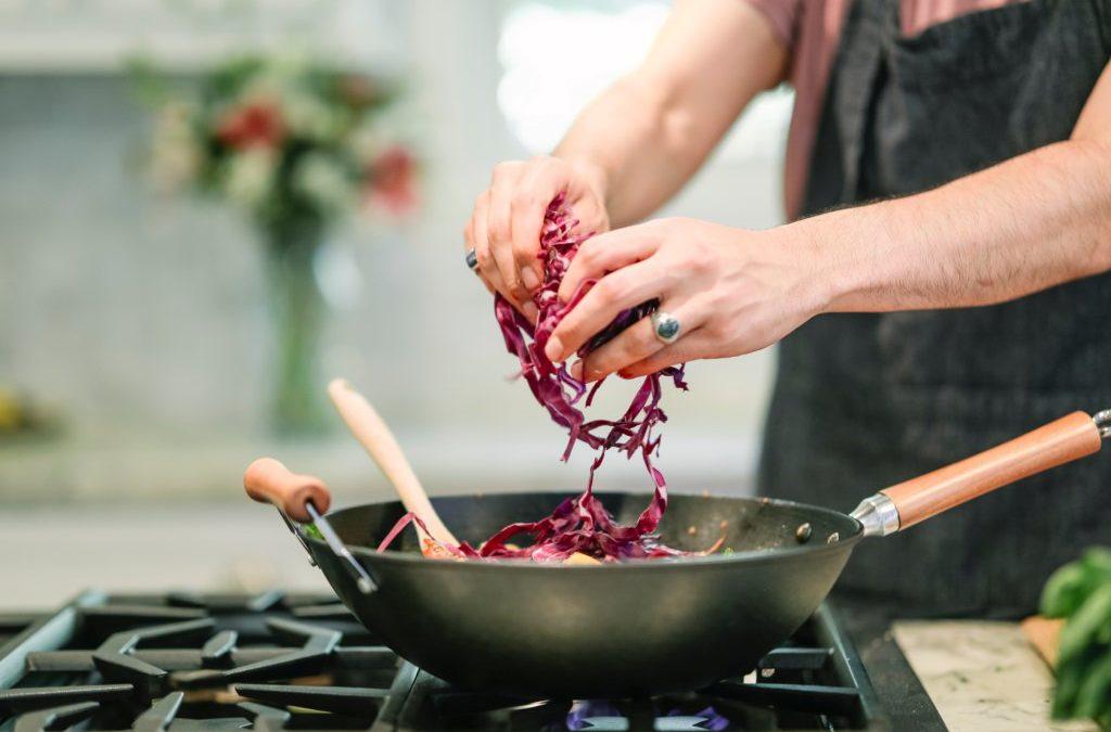 Tècniques de cocció de les verdures: quines són? Quins beneficis tenen?