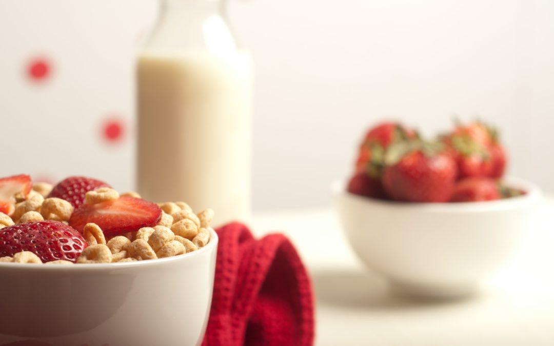 Tens ganes de picar alguna cosa? 5 idees saludables amb verdures i fruites!