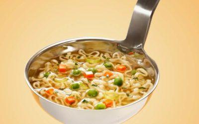 Sopes amb verdures per aquest hivern