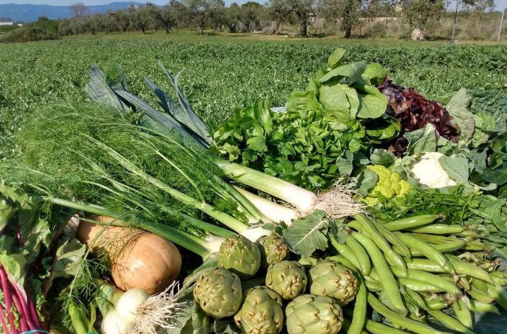 Les verdures d'abril