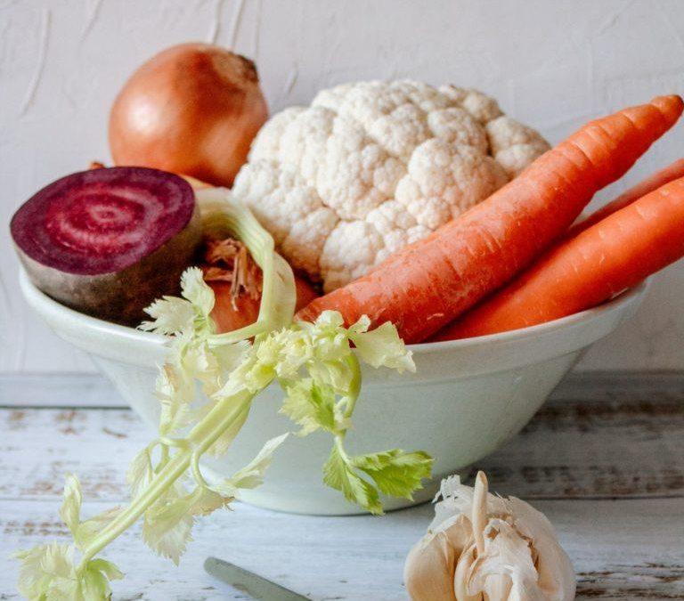 Podem congelar fruites i verdures a casa?